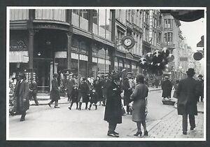 Rotterdam  Hoogstraat  1931