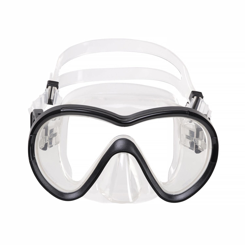 IST Syklops Single-Lens Aluminum Frame Diving Snorkeling Mask