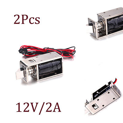 2 x 12V Electronic Door Lock Rfid Access Control for Cabinet Drawer