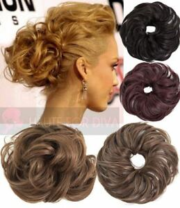 Details about NEW LADIES WAVY SYNTHETIC HAIR