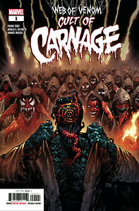 WEB-OF-VENOM-CULT-OF-CARNAGE-1-Cover-A-Marvel-1st-Print-New-NM-Bagged-Boarded