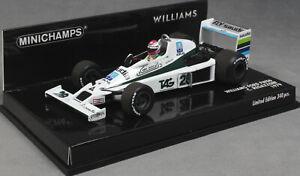 Minichamps-Williams-Ford-FW06-Clay-Regazzoni-1979-410790028-1-43-NEW-Ltd-Ed-340