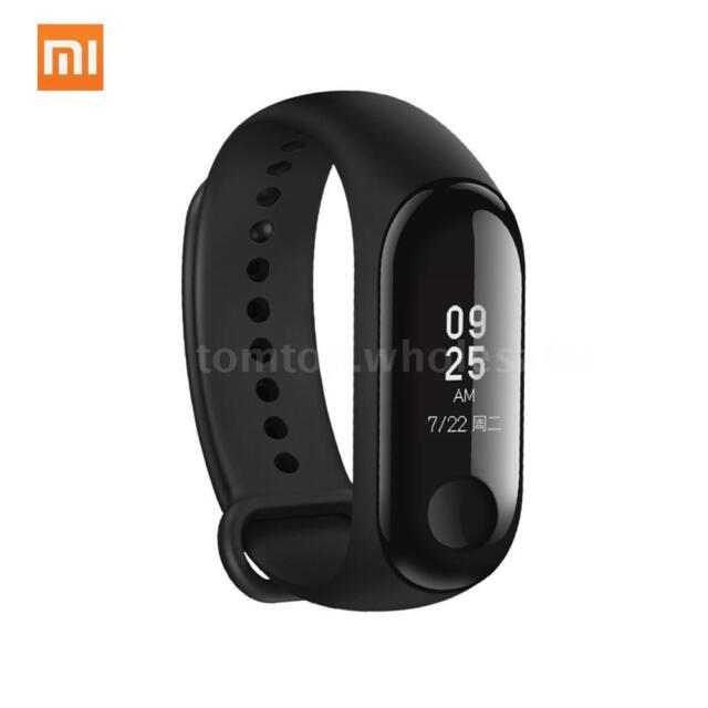 Xiaomi Mi Band 3 Smart Sports Bracelet Heart Rate Sleep Monitor Wristband B9C7
