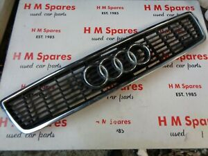 Audi A8 D2  PF Bonnet Grill 4D0853651B