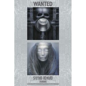 HR-Giger-Museum-Wanted-ELP-Reward-POSTER-60x90cm-NEW-surrealist-artwork-by-H-R