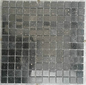 granit mosaik matte star galaxy schwarz 30x30 cm 8 mm matt poliert mix fliesen ebay. Black Bedroom Furniture Sets. Home Design Ideas