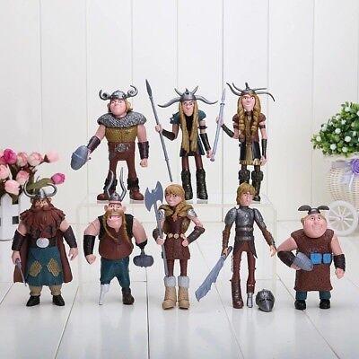 drachenzähmen leicht gemacht figuren film action sammlung spiel figur dragon neu | ebay