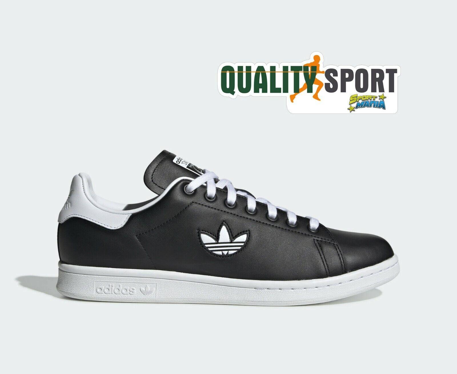 Adidas Stan Smith Smith Smith Schwarz Schuhe Herren Sport Turnschuhe Bd7452 2019  schneller Versand und bester Service