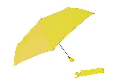 Knirps Floyd Duomatic Umbrella - Yellow