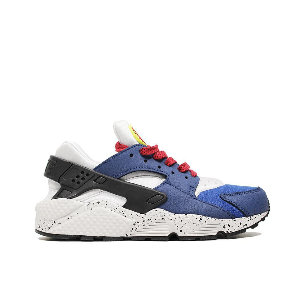 Nike Air Huarache Run Premium Indigo Force Volt (704830 404)