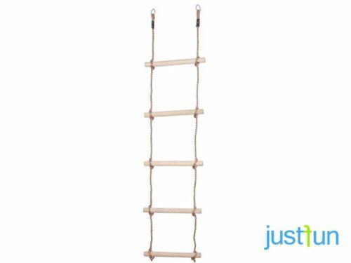 Fünf-Strickleiter Seilleiter Kletterturm Spielturm Kletterseil Strickleiter