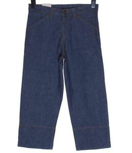 New-Women-039-s-Wrangler-3-4-Denim-Jeans-Trousers-Size-10-W28-034-Blue