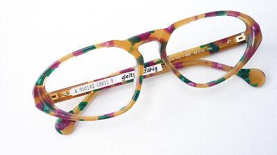 Gentile Occhiali In Plastica Fuori Uso Enrico Coveri Discreta Colori Marche Telaio Taglia M-mostra Il Titolo Originale