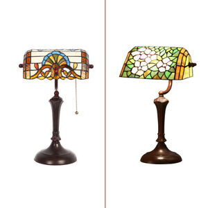 Image Is Loading Woo Indoor Decoration Vintage Table Lamp Multicolor Gl