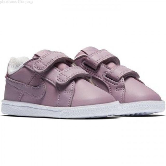 Nike Court Royale sneakers bimba rosa 833536 602 TDV