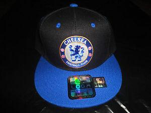 Chelsea-Football-Club-Hat-Cap-Soccer-Two-Tone-Snapback