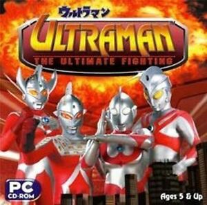 UltraMan-The-Ultimate-Fighting-PC-Game-Win-XP-Vista-7-8-Brand-New-Sealed