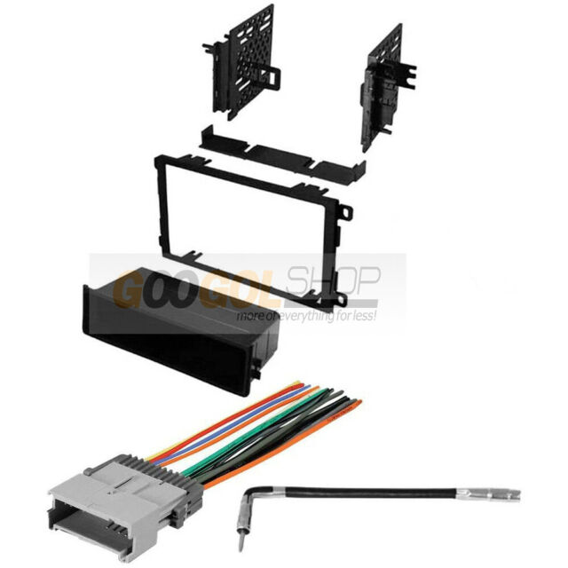 Car Radio Stereo Installation Kit And Wire Harness For