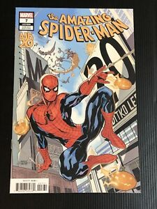 Marvel-Amazing-Spider-Man-Vol-5-7-Cover-C-Variant-Terry-Dodson-MKXX-Cover