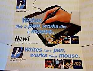 THE-PC-PEN-FROM-CROSS-FOR-WINDOWS-95-ULTIMATE-MATE-STULYS-FOR-PDAs-amp-HANDHELD-PC