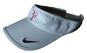 e1b742deaf3 NEW Nike Men s Roger Federer RF visor Tennis White 640219-100