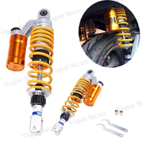 "RFY Pair 340mm 13/"" Motorcycle ATV Shock Absorber Damper Fit Honda Yamaha Suzuki"