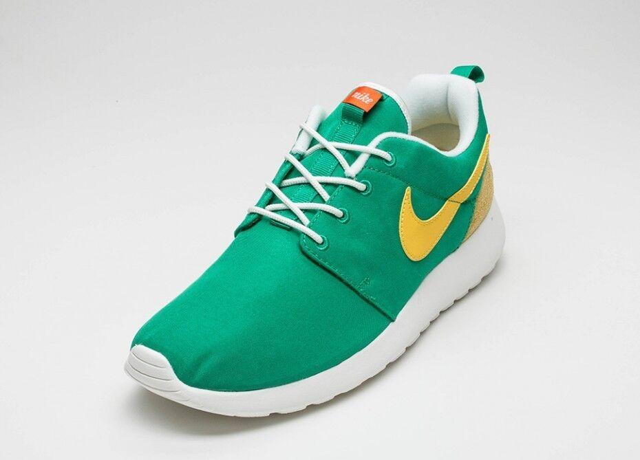 Nouveau NIKE Roshe Run pour Homme Baskets Chaussures De Course TAILLES UK 7/8.5/10/11-