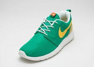 Scarpe da ginnastica Nike ROSHERUN blue taglia UK 7