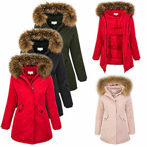 damen jacke parka winter