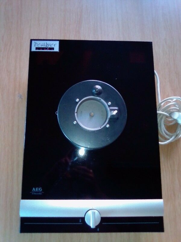 Gas Hob AEG Electrolux Demo Model Never Used with built in electric spark