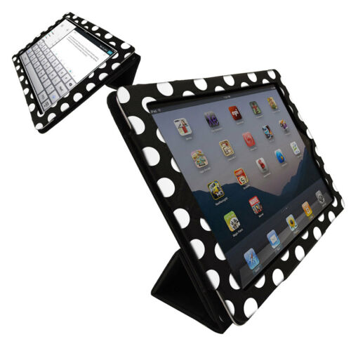 TUTTI I COLORI Orzly SLIM Tri Fold Custodia Cover per iPad 2//3//4