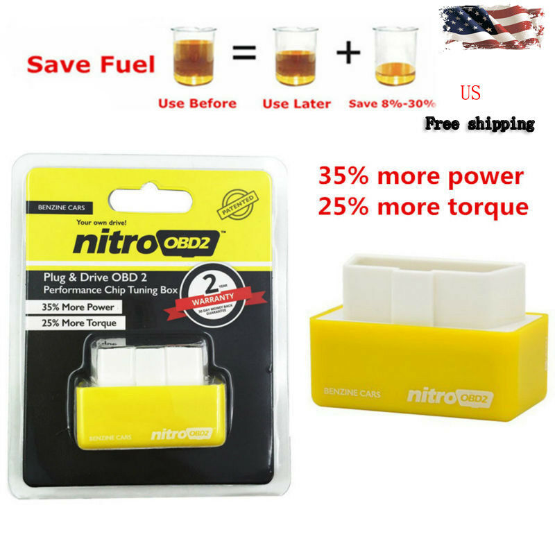 OBD2 FUEL PRO POWER PERFORMANCE CHIP CHEVY SILVERADO 1500 SAVE GAS 4.8 4.3 5.3L