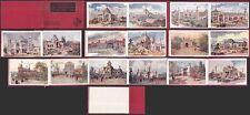 MILANO CITTÀ 379 ESPOSIZIONE EXPO 1906 LIBRETTO a SOFFIETTO con 16 VEDUTINE