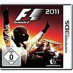 F1 2011 (Nintendo 3 DS, 2011) Complet avec Manuel