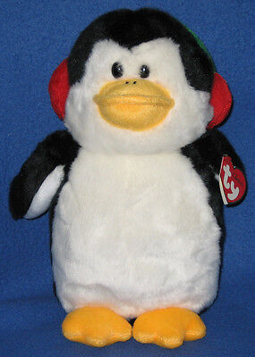 NEW 2012 MINT with MINT TAGS TY FREEZIE the PENGUIN BEANIE BABY
