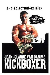 FSK18-Kickboxer-2-Disc-Edition-dvd-NEU-Der-Karate-Tiger-3-III-Van-Damme-uncut