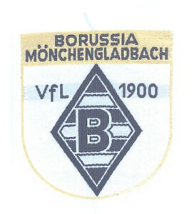 Borussia M Gladbach Patches Logo Bmg Vfl Patch Arms Football Ebay