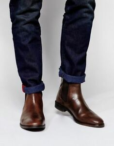 53c73fcd9be Details about Handmade Mens brown color Chelsea boots, Men brown leather  boots,, All us sizes