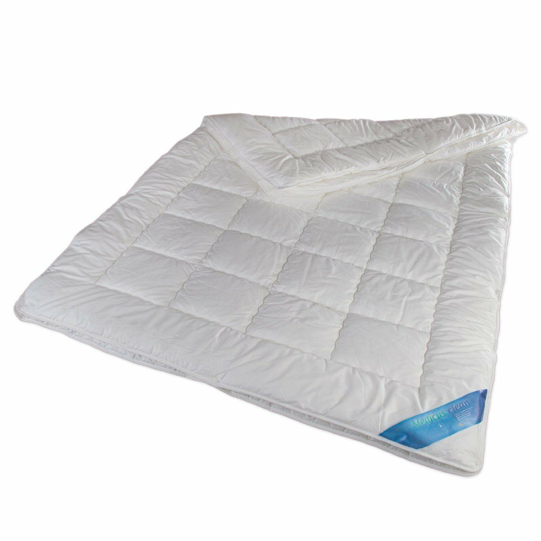 Schlafmond Medicus Clean Allergiker Winterdecke Steppdecke Doudecke 135x200 95°C