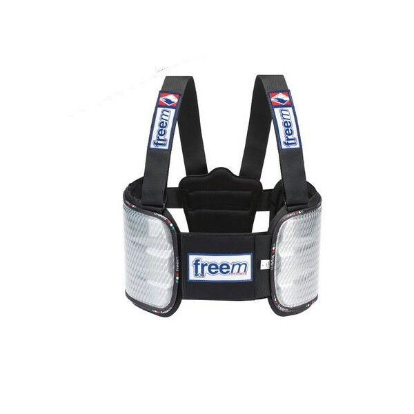 Kart Rib Guard Freem Aluminium, Rib Predector, Rib Predection Vest Rip Predect