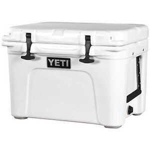 Yeti Tundra 35 Quart Cooler White - YT35W