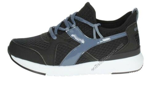 Diadora Nero Scarpa Run 173748 55111 Wn Sneaker Donna Bordo'80008 T3ch n55Irxw8Uq