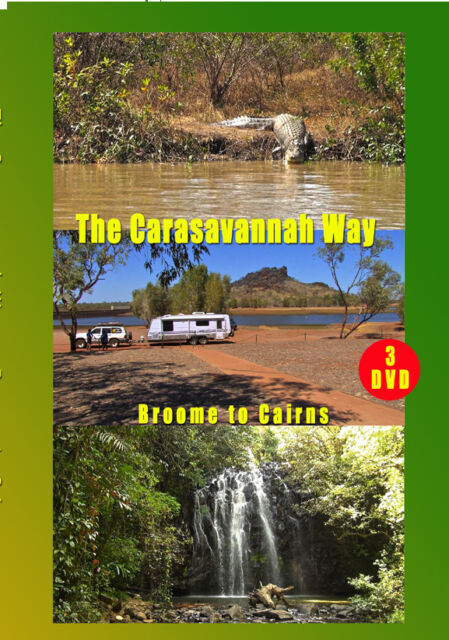The Savannah Way - 3 DVD Set