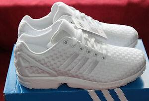 Adidas Flux White Woven