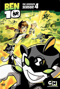 Ben 10: Season 4 (DVD, 2008, 2-Disc Set)