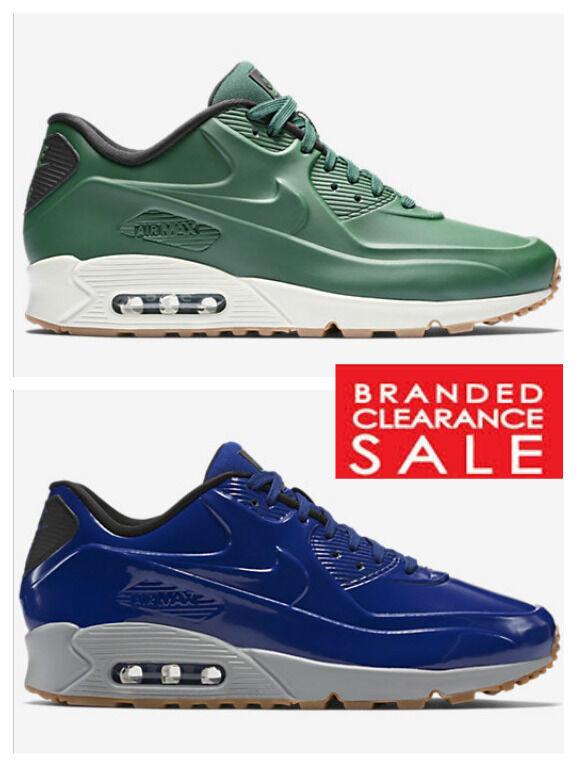 BNIB New Hombre Nike Air Max 90 VT QS Azul 9 Army Verde Talla 8 9 Azul 447ebb
