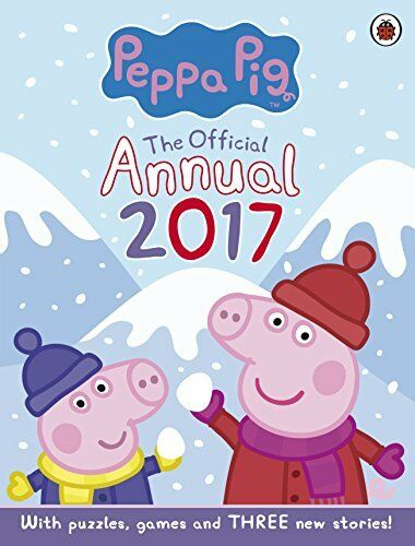 1 of 1 - Peppa Pig: Official Annual 2017,Peppa Pig