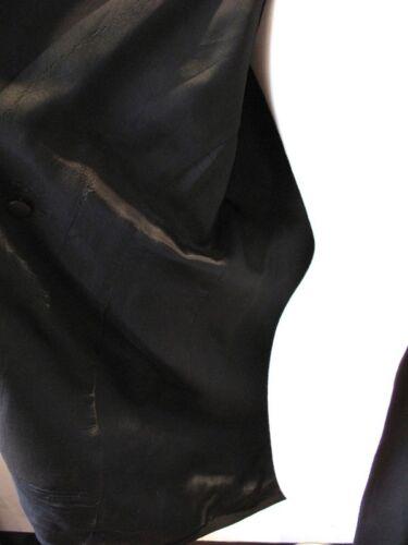 da Emanuel Blazer Ungaro doppio donna lana petto nera in q1wgwnS