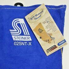 Steiner 025nt X Natural Thumb Cowhide Welding Glove Heat Resistor Lined 14 Xl