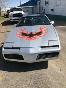 1983 Firebird for sale